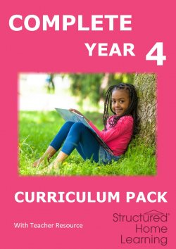 New Complete Year 4 Curriculum Pack