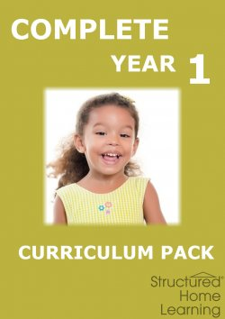 New Complete Year 1 Curriculum Pack